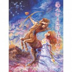 Zodiac Card - Sagittarius