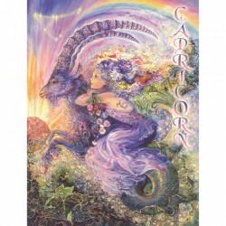 Zodiac Card - Capricorn