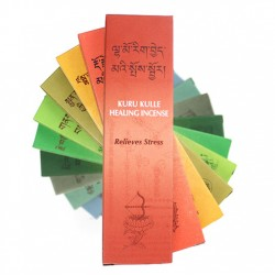 Tibetan Gangchen Incense - Pack of 12 boxes