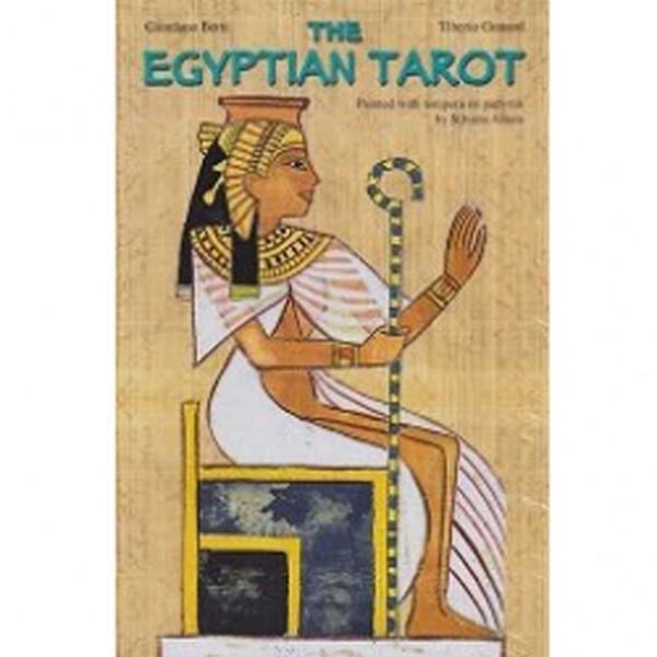 Tarot Deck - Egyptian Tarot